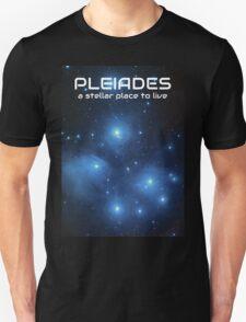 Visit the Pleiades Unisex T-Shirt