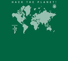 Hack the Planet! - Enlightened Unisex T-Shirt