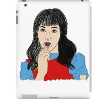 Melanie Martinez, Alphabet Boy - Cry Baby iPad Case/Skin
