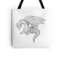 Little Dragon Resting Tote Bag
