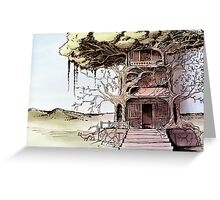 Overgrowth Greeting Card