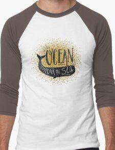 Under The Sea Men's Baseball ¾ T-Shirt