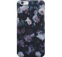 Dark Flowers iPhone Case/Skin