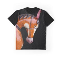 Tin Horse Graphic T-Shirt