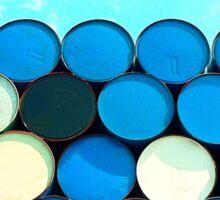 Bright Barrels Sticker