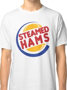 Steamed Hams Classic T-Shirt