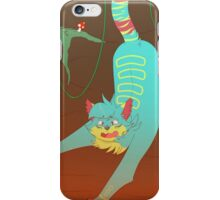 falling forever iPhone Case/Skin