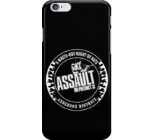 Assault on Precinct 13 iPhone Case/Skin