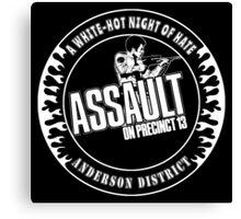Assault on Precinct 13 Canvas Print