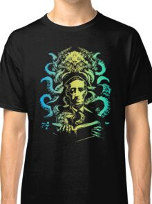 Cthulhu Howard Phillips Lovecraft HP historical society Classic T-Shirt