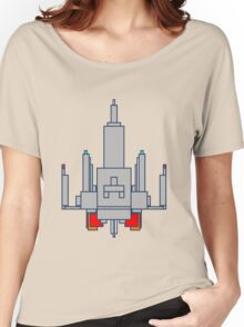 Space Invader Women's Relaxed Fit T-Shirt