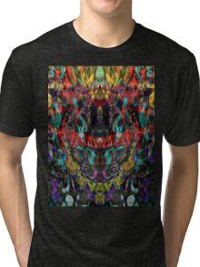 explosion trip Tri-blend T-Shirt
