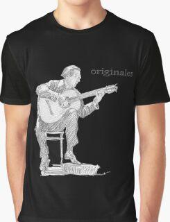 Andres Segovia, spanish guitarrista, classical guitar, spanish composer, originales guitarrista, Segovia tees, Guitar heroes Graphic T-Shirt