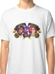 Moritur, Mortuus Est, Morietur Classic T-Shirt