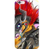 MetalGreymon iPhone Case/Skin