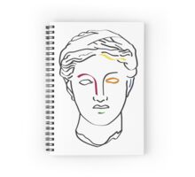 bust .1 Spiral Notebook