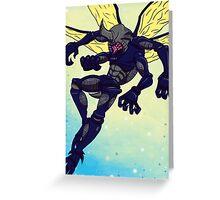 Kabuterimon Greeting Card