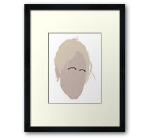 Game of Thrones - Brienne of Tarth Framed Print