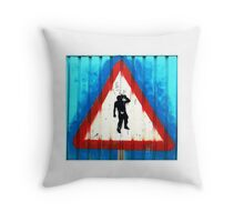 What have i Done ? Throw Pillow