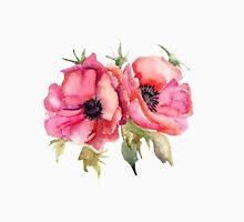 Watercolor Flower Unisex T-Shirt