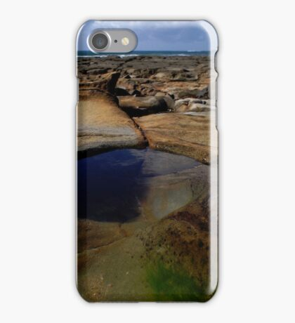 Rock Pool iPhone Case/Skin