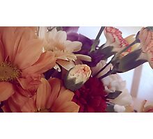 The kingdom of flowers Photographic Print