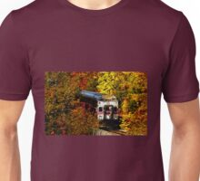 Commuter Rail to Boston Unisex T-Shirt