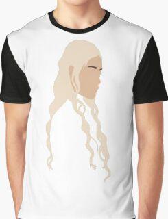 Game of Thrones - Daenerys Targaryen Graphic T-Shirt