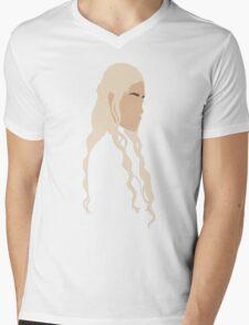 Game of Thrones - Daenerys Targaryen Mens V-Neck T-Shirt