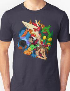 Pokemon ROSA - Hoenn Confirmed Unisex T-Shirt