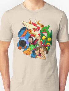 Pokemon ROSA - Hoenn Confirmed T-Shirt