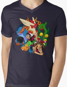 Pokemon ROSA - Hoenn Confirmed Mens V-Neck T-Shirt