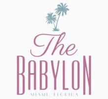 The Babylon Nightclub Kids Tee