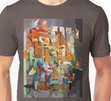 Collage Construct No. 2 Unisex T-Shirt