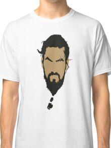 Game of Thrones - Khal Drogo Classic T-Shirt