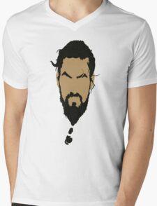 Game of Thrones - Khal Drogo Mens V-Neck T-Shirt