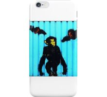 If Monkey could Fly iPhone Case/Skin