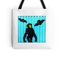 If Monkey could Fly Tote Bag