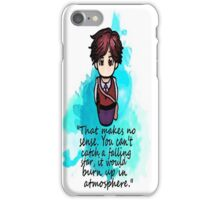 Dr. Spencer Reid iPhone Case/Skin