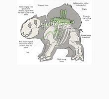 Anatomical Bulbasaur (old) T-Shirt