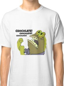 Chocolate Spongebob Classic T-Shirt