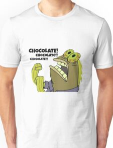 Chocolate Spongebob Unisex T-Shirt