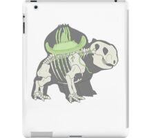 Bulbasaur anatomical study (new) iPad Case/Skin