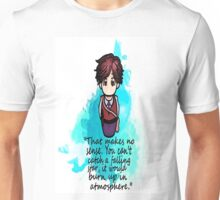 Dr. Spencer Reid Unisex T-Shirt