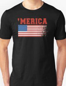 'Merica Unisex T-Shirt