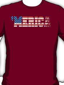 'Merica Flag T-Shirt