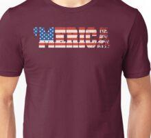 'Merica Flag Unisex T-Shirt
