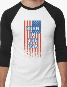 Born In The USA Flag T-Shirt