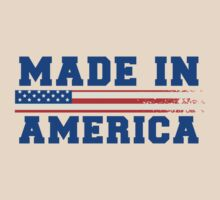 Made In America by CarbonClothing
