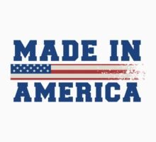 Made In America Kids Tee